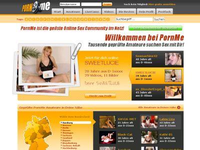 Amateurpornos auf PornMe